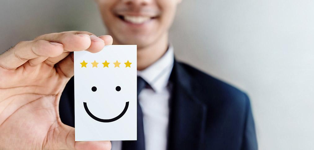 soddisfazione del cliente